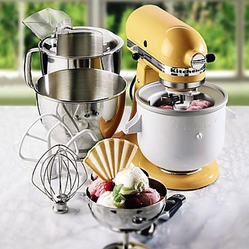 Robot de cuisine kitchenaid offre sp ciale sorbeti re for Offre cuisine