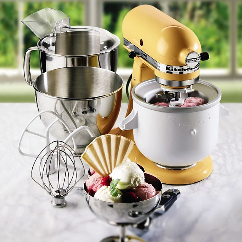 Robot de cuisine kitchenaid offre sp ciale sorbeti re - Robot de cuisine kitchenaid ...