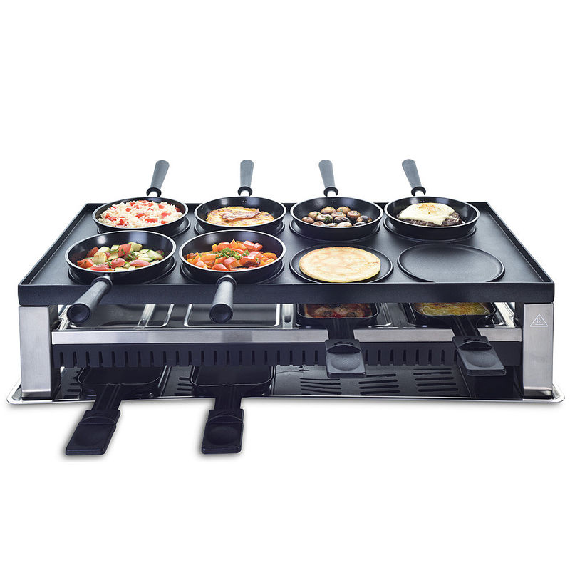 raclette gril de table puissant pour des pr parations diverses hagen grote gmbh. Black Bedroom Furniture Sets. Home Design Ideas