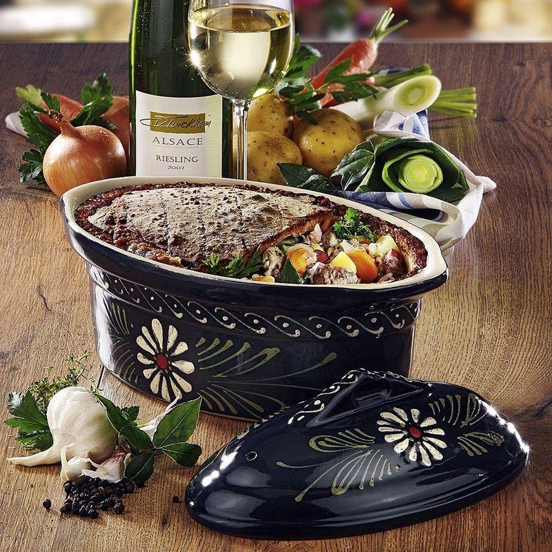 terrine originale pour la d licieuse cuisine alsacienne hagen grote gmbh. Black Bedroom Furniture Sets. Home Design Ideas