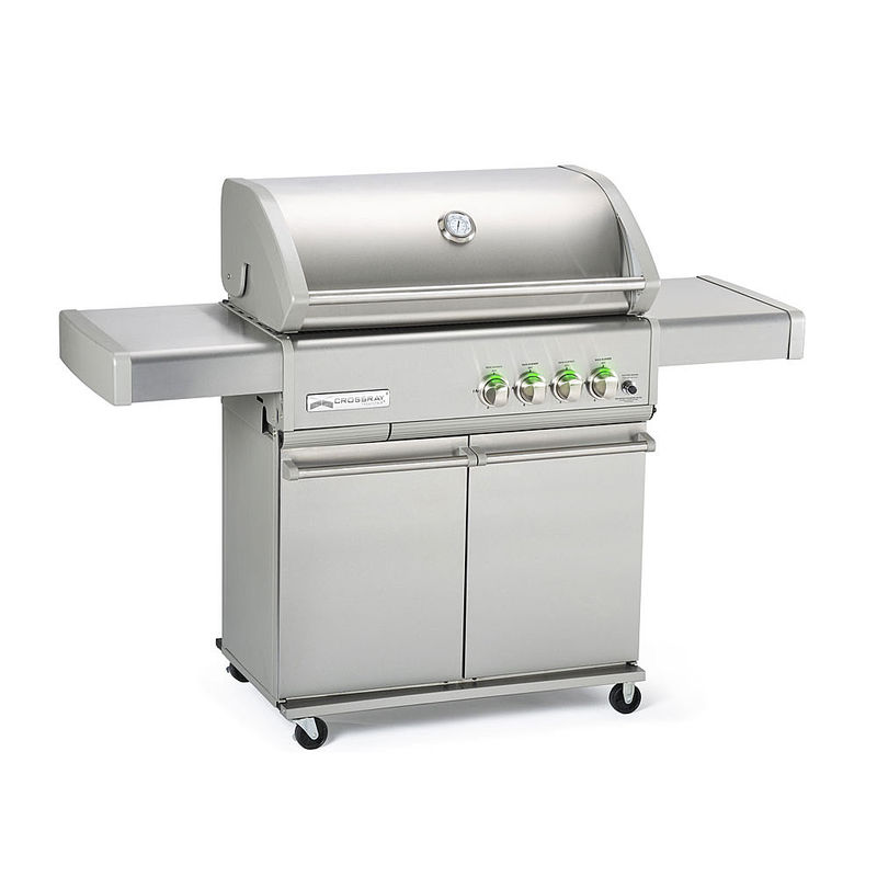 Le barbecue infrarouge brevet est sup rieur aux - Barbecue infrarouge gaz ...
