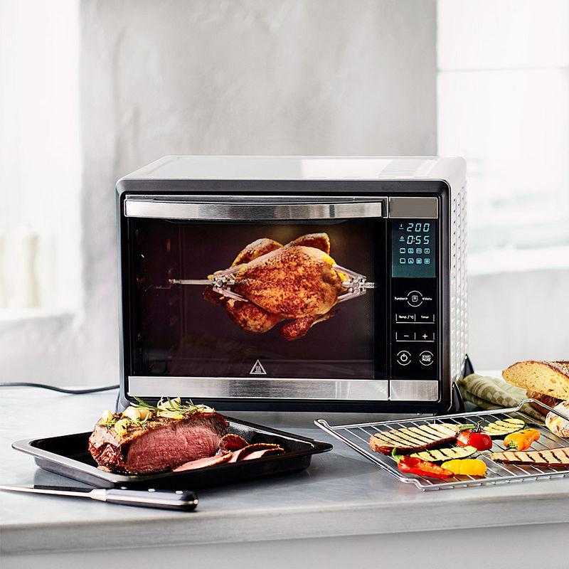 Four sp cial pour une cuisson basse temp rature exacte for Materiel de cuisson pour professionnel