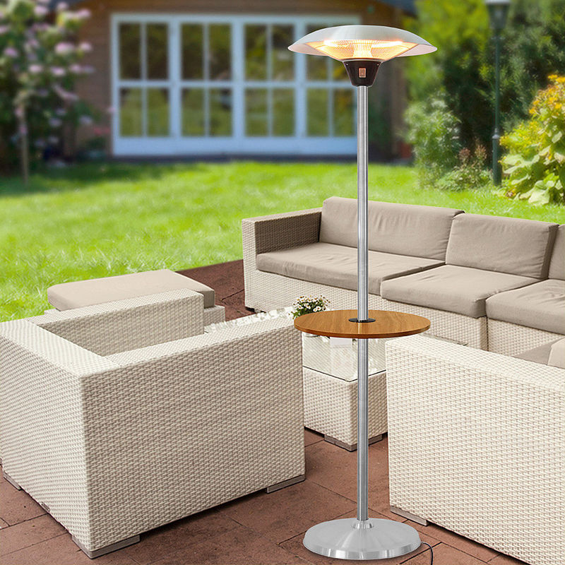 chauffage ext rieur lectrique simple conomique et. Black Bedroom Furniture Sets. Home Design Ideas