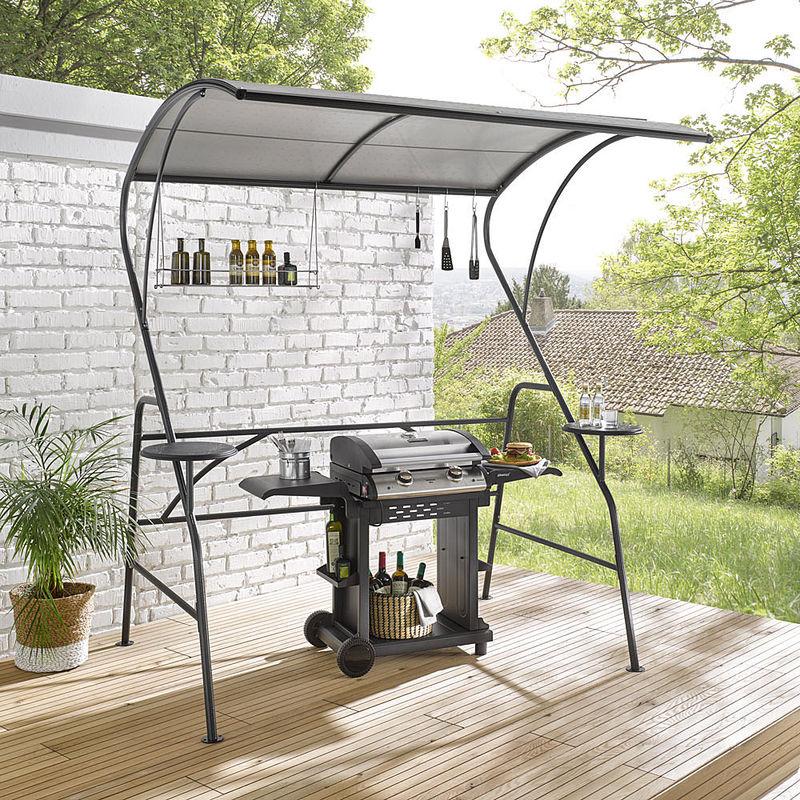 tonnelle pour barbecues d 39 t et d 39 hiver r sistant aux intemp ries hagen grote gmbh. Black Bedroom Furniture Sets. Home Design Ideas