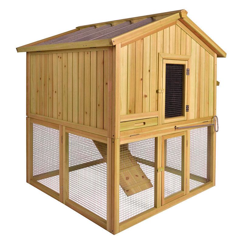 des oeufs frais tous les jours poulailler mobile pour 3 poules hagen grote gmbh. Black Bedroom Furniture Sets. Home Design Ideas