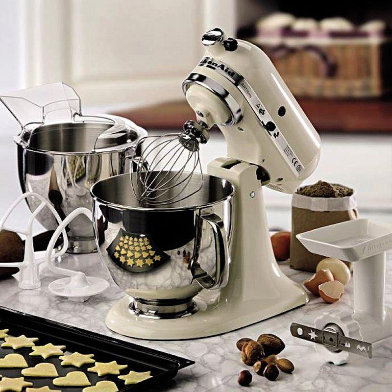 Offre robot de cuisine kitchenaid hachoir viande et for Robot cuisine kitchenaid