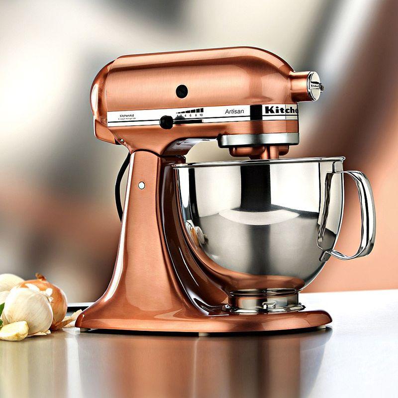 offre kitchenaid artisan robot de cuisine cuivre et coupe l gumes hagen grote gmbh. Black Bedroom Furniture Sets. Home Design Ideas