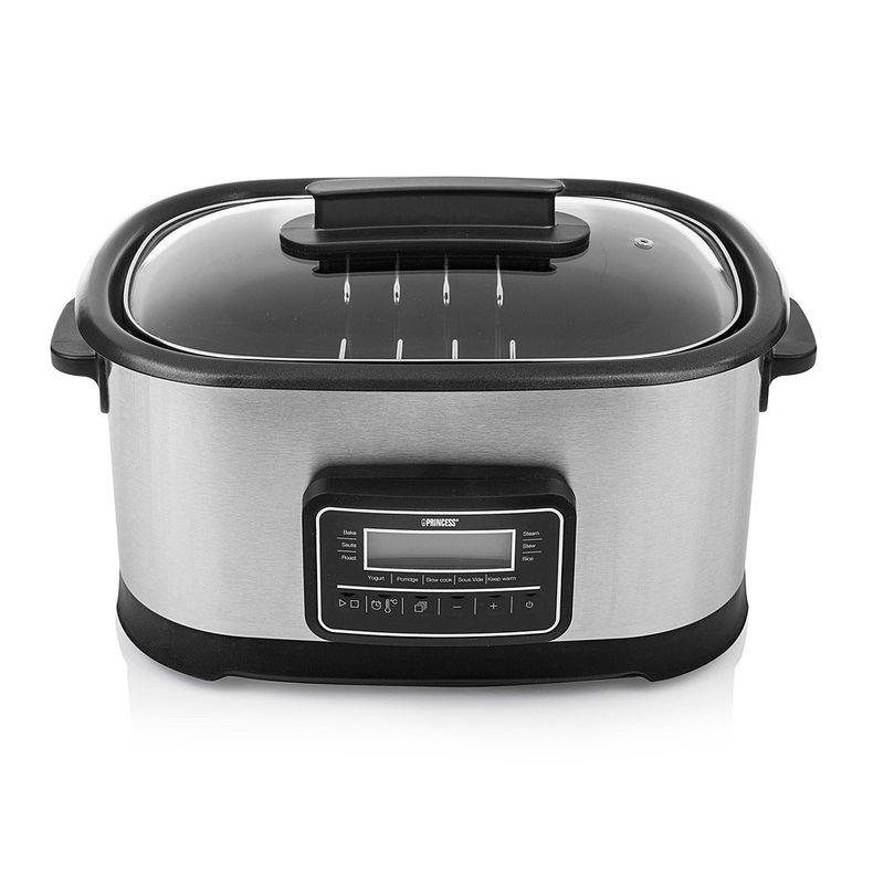 Multi cuiseur pour une cuisson sous vide et basse - Appareil multifonction cuisine et cuisson ...