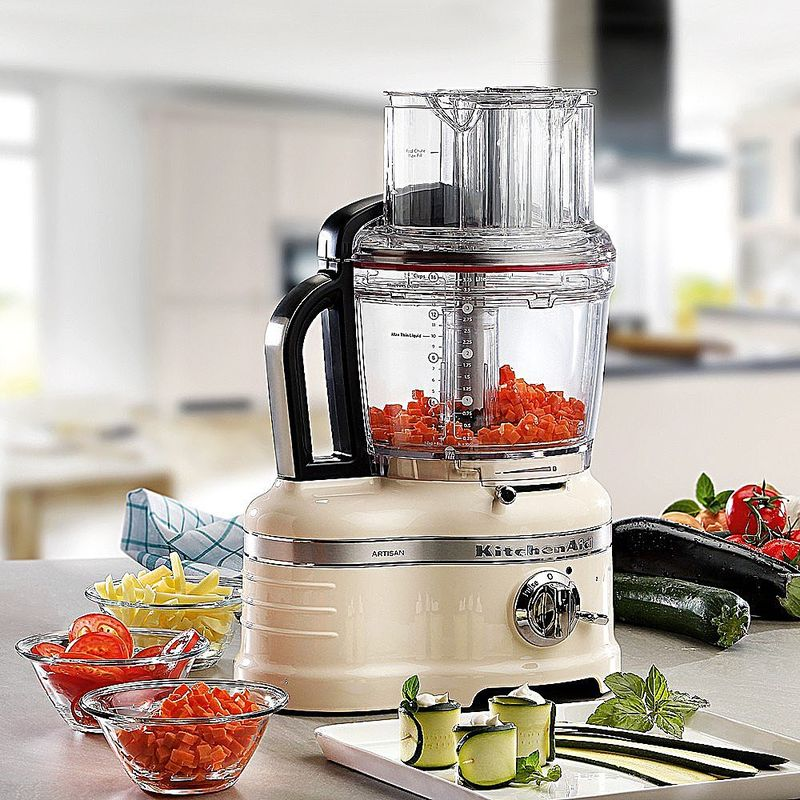 Le robot food processor kitchenaid hagen grote gmbh for Robot cuisine kitchenaid