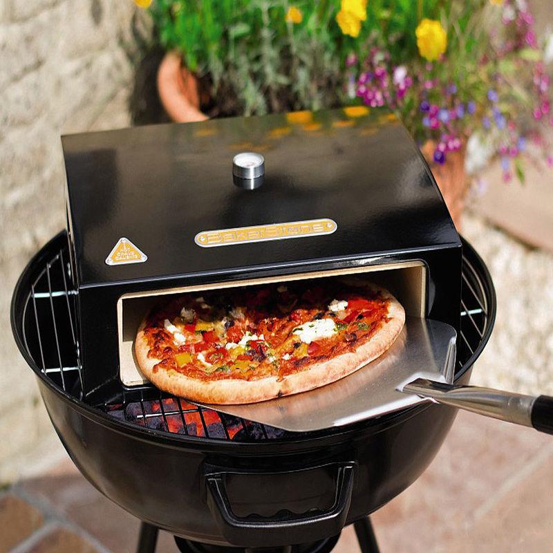 bo te de four gril pour pizza po l e de l gumes pommes. Black Bedroom Furniture Sets. Home Design Ideas