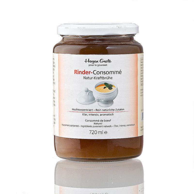 consomm s boeuf hagen grote des soupes rapides et raffin es partir de nos consomm s naturels. Black Bedroom Furniture Sets. Home Design Ideas