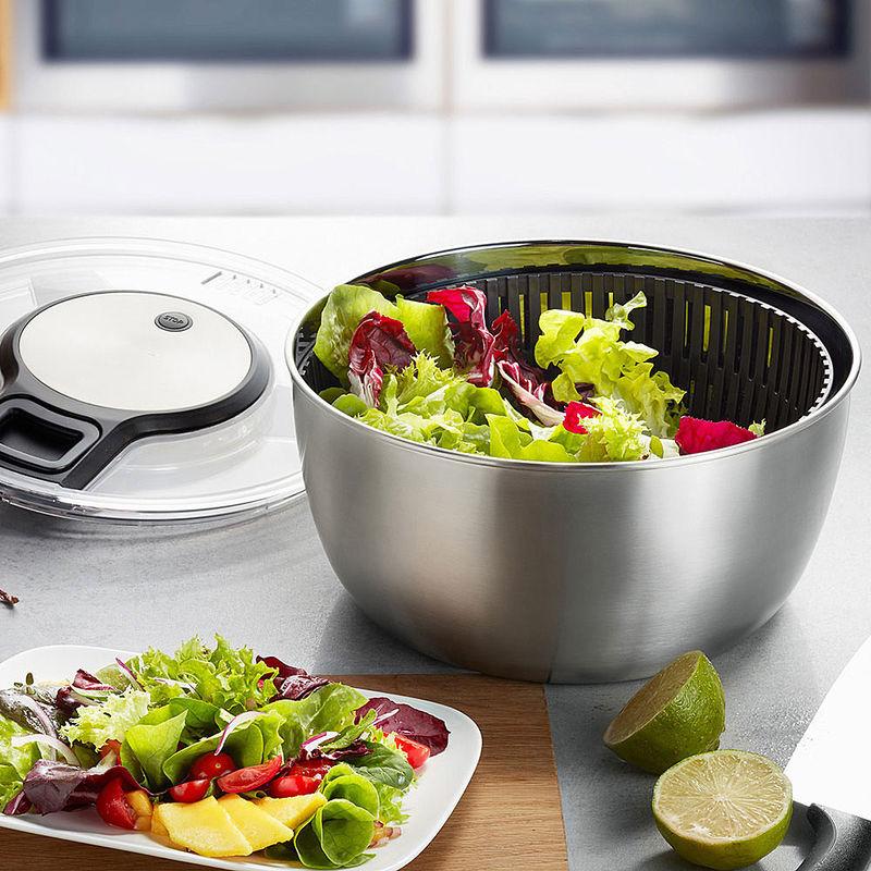 essoreuse salade grande vitesse s che les salades rapidement et d licatement hagen grote gmbh. Black Bedroom Furniture Sets. Home Design Ideas