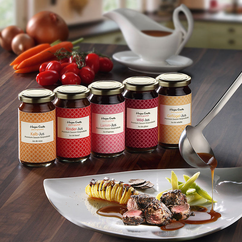 Jus d'agneau - Jus de viandes : la base authentique pour vos sauces Photo 2