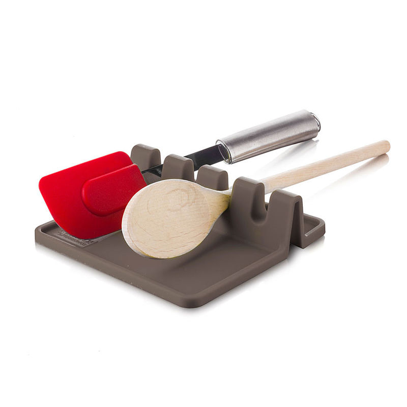 Repose ustensiles avec plateau hagen grote gmbh for Repose ustensile cuisine