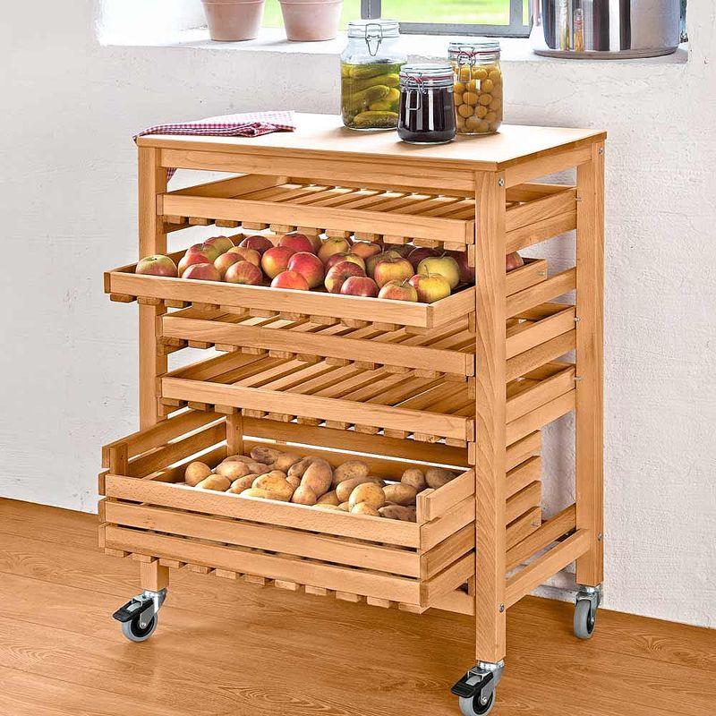 solide tag re provisions en h tre pour stocker comme il faut fruits et l gumes hagen grote gmbh. Black Bedroom Furniture Sets. Home Design Ideas