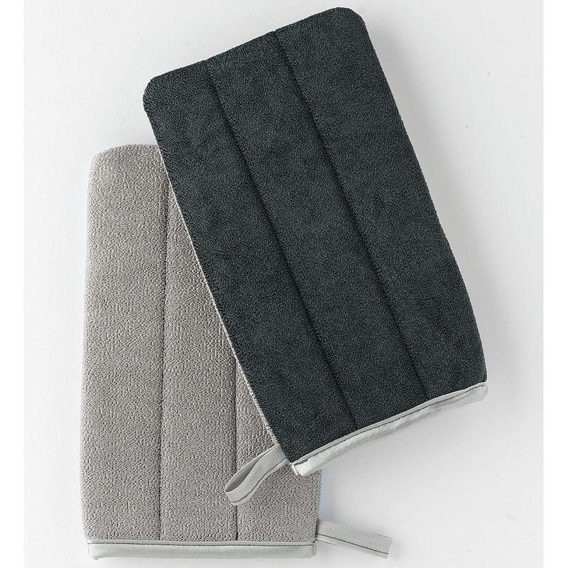 les gants de nettoyage hagerty pour de l 39 acier inoxydable propre sans chimie hagen grote gmbh. Black Bedroom Furniture Sets. Home Design Ideas