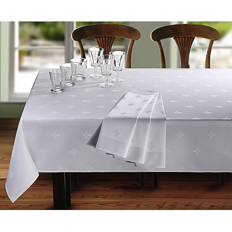 nappe table beautiful nappe unie opra with nappe table. Black Bedroom Furniture Sets. Home Design Ideas