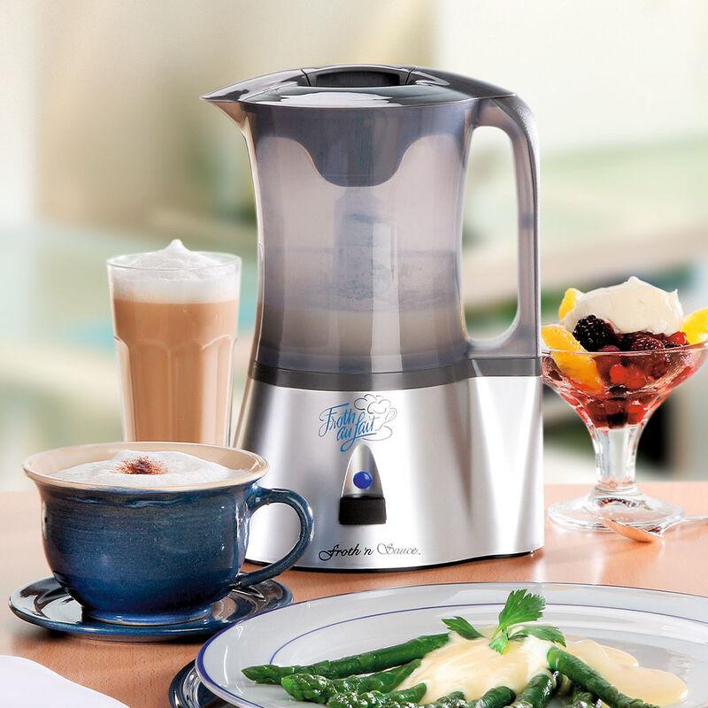 mousseur lait et sauces 1 litre de mousse de lait en seulement 3 minutes hagen grote gmbh. Black Bedroom Furniture Sets. Home Design Ideas