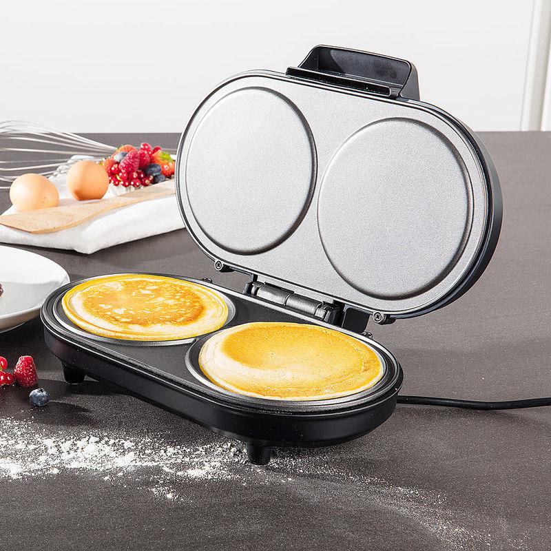 Appareil pancakes tout simplement g nial cuire des for Appareil cuisine
