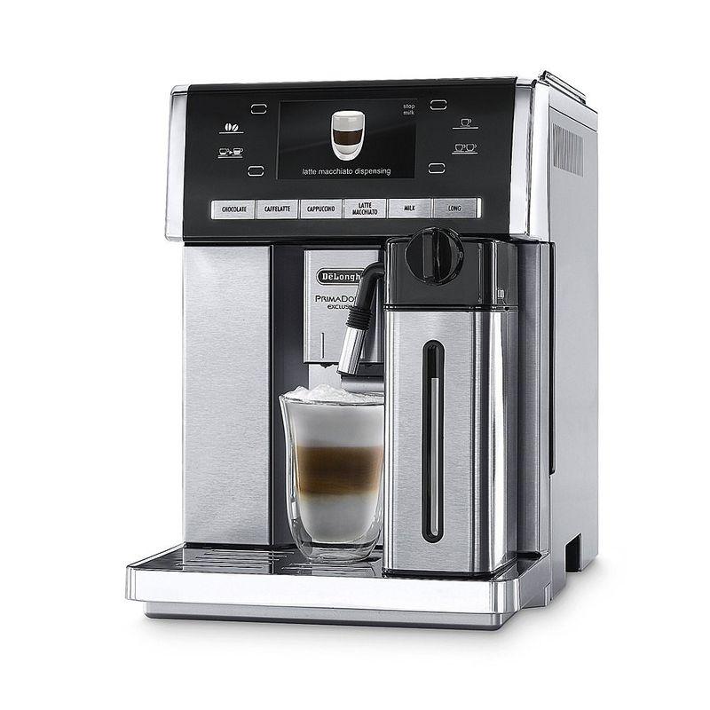 latte macchiato ou chocolat chaud machine pour de. Black Bedroom Furniture Sets. Home Design Ideas
