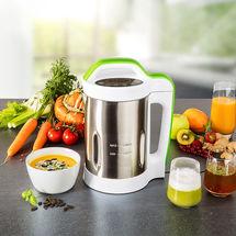 Blender chauffant xl pour soupe mixe et cuit hagen grote - Recette pour blender chauffant ...