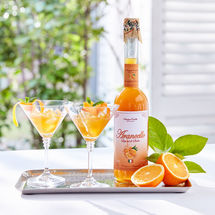 Liqueur d´orange sicilienne, pure ou en cocktail, un délice