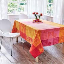 Torchons ce linge de p ques gaie la table de son design - Linge de table design ...