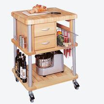 Plan de travail mobile hagen grote gmbh for Cuisine 6000 euros